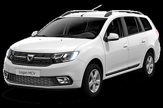 Inchirieri auto Dacia Logan MCV II