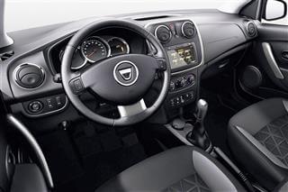 Inchirieri auto Dacia Sandero Stepway