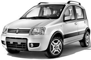 Fiat Panda Cross (4×4) car rentals