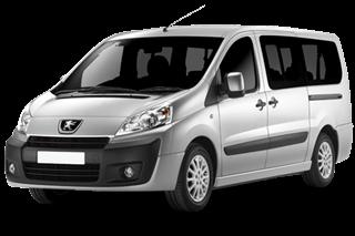 Inchirieri auto Peugeot Expert (6/9 locuri)
