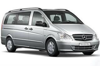 Inchirieri auto Mercedes-Benz Vito (6/9 locuri)