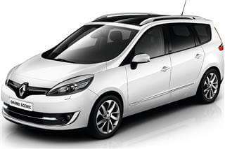 Inchirieri auto Renault Grand Scenic (5/7 locuri)
