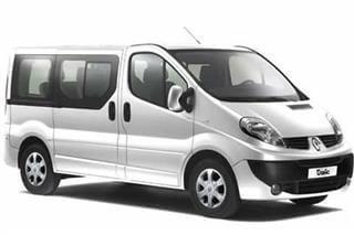 Inchirieri auto Renault Trafic (6/9 locuri)
