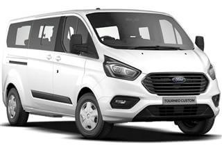 Inchirieri auto Ford Tourneo Custom (6/9 locuri)